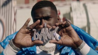 Bankroll Freddie Celebrates Signing To Motown With A Video For 'Add It Up'