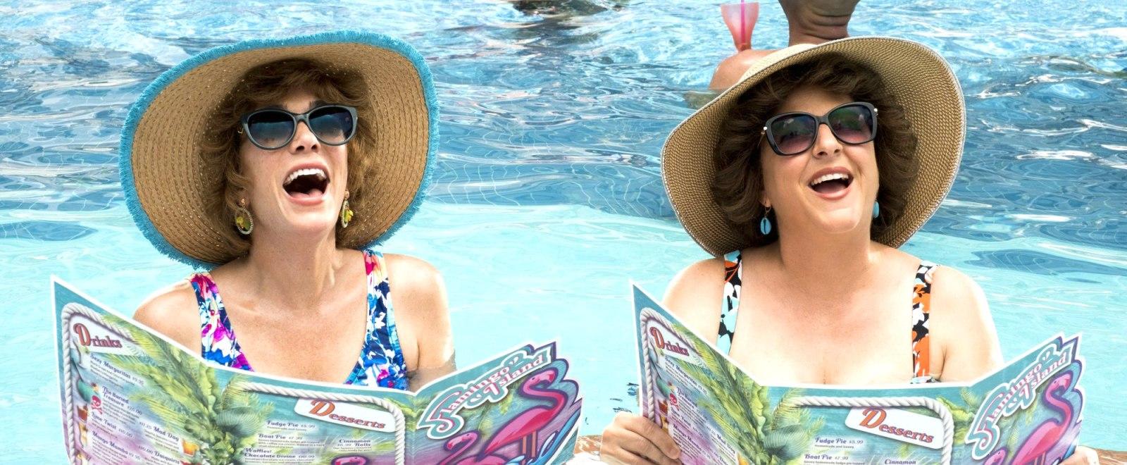 Barb (Annie Mumolo) And Star (Kristen Wiig) Will Go To Disney To Write A 'Cinderella's Evil Stepsisters' Movie