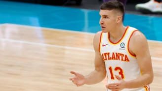 Bogdan Bogdanovic Is Out Indefinitely With An Avulsion Fracture In His Right Knee