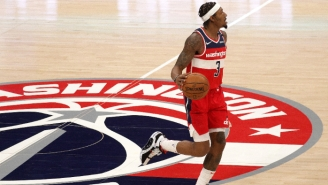 Report: Bradley Beal Is Out Against The Heat Due To Contact Tracing Related To Jayson Tatum
