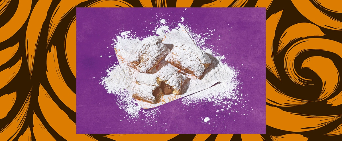 Tasting Notes On The Hotly Debated Popeyes Chocolate-Filled Beignets