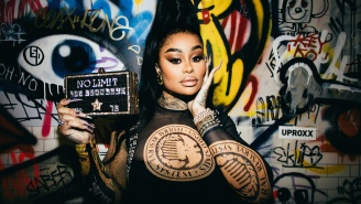 Blac Chyna Drops By 'UPROXX Sessions' To Perform A Laid-Back Medley Of 'Cash Only/My Word'