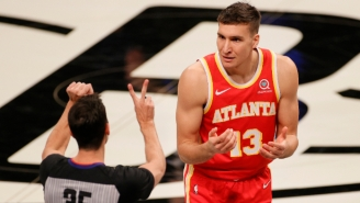 Bogdan Bogdanovic's Reaction To Learning Of The Bucks-Kings Sign-And-Trade: 'What The F*ck?'