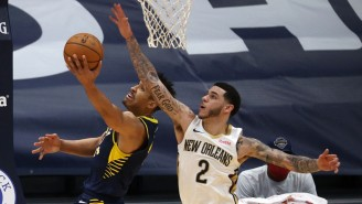 The Pacers Beat The Pelicans On A Malcolm Brogdon Runner In OT After A Wild Finish