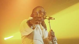Burna Boy Gives A Spirited Performance Of 'Way Too Big' On 'Late Night With Seth Meyers'