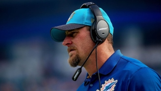 New Coach Dan Campbell Says The Lions Will 'Bite A Kneecap Off' To Play Tougher Than Their Opponent