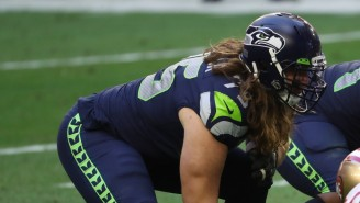 Seahawks OL Chad Wheeler Was Arrested For Suspicion Of Domestic Violence