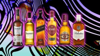 A Blind Ranking Of Affordable Blended Scotch Whiskies