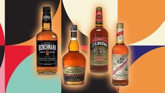 The Best Bottles Of Bourbon Under $10