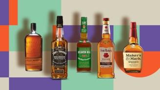 The Best Bottles Of Bourbon Between $10-$20