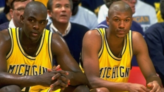 Chris Webber Will Produce A New TV Series About The Fab Five