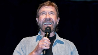 No, Chuck Norris Was Not In Attendance At The Failed MAGA Coup