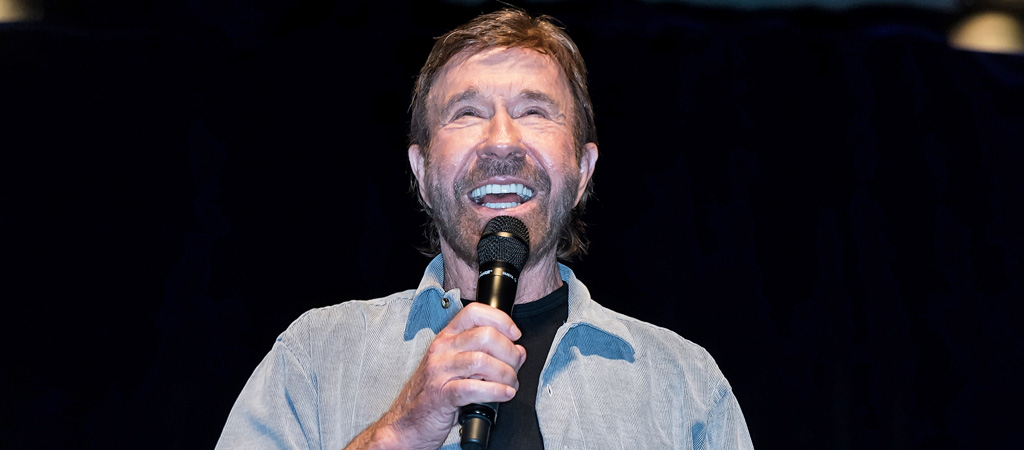 Nope, Chuck Norris Did Not Attend The Failed MAGA Coup