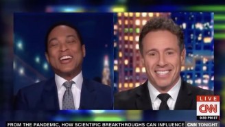 Don Lemon Couldn't Keep It Together When Announcing He's 'Openly Black' On CNN
