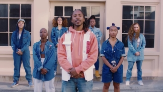 D Smoke's Uplifting 'It's OK' Video Showcases Some Talented Youth