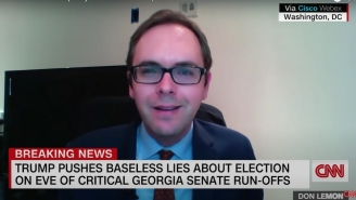 CNN's Daniel Dale Was Given An Epic Send-off On Twitter After Four Long Years Of Tirelessly Fact-Checking Trump