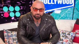 Dave Bautista Is Offering A Reward After Someone Carved 'Trump' Into A Manatee's Back