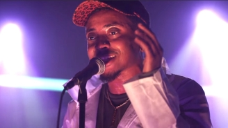 Deante' Hitchcock Releases A Live Version Of His Album, 'Better,' Along With Videos Of The Performance