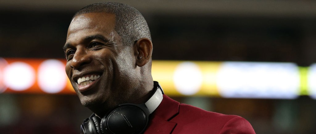 Deion Sanders Is Offering A Reward For A Special Boombox Stolen Out Of His Truck