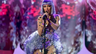 Watch Doja Cat Perform 'Like That' For The 'New Year's Rockin' Eve' Show To Ring In 2021