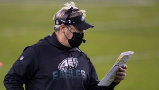 The Eagles Have Fired Coach Doug Pederson