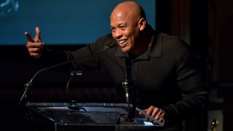 Dr. Dre Says He Is 'Doing Great' After His Brain Aneurysm And Thanks People For Their Well Wishes