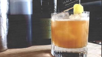 The Penicillin Is Our Official Mid-Winter Cocktail — Here's Our Recipe