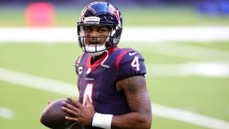 Report: 'Many' Texans Teammates Support Deshaun Watson 'Doing What's Best For Himself Moving Forward'