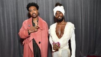 Earthgang Describes The 'Magical' Feeling Of Performing Live In 2021 At A New Zealand Festival