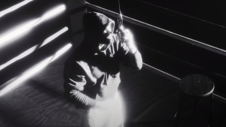 Eminem Faces Off Against His Own Demons In The Black And White 'Higher' Video