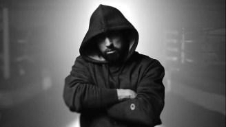 Eminem's 'Higher' Video Premieres Ahead Of UFC's Poirier Vs. McGregor 2