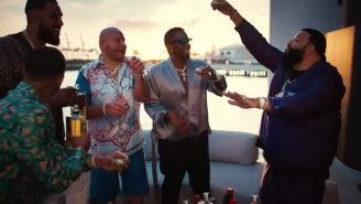 Fat Joe And DJ Khaled Snag Viral Up-And-Coming Producer Amorphous For Their 'Sunshine (The Light)' Video