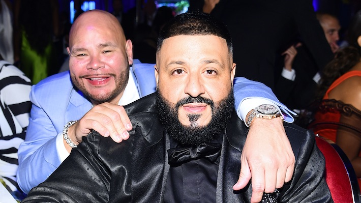 DJ Khaled And Fat Joe Are Collaborating... On A Joint OnlyFans Account