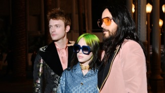 Jared Leto Wanted To Sign Billie Eilish After She Amazed Leonardo DiCaprio At A Dinner Party
