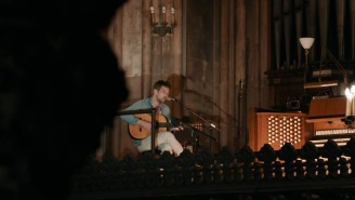 Fleet Foxes Take To A Church For The Lovely 'I'm Not My Season' Performance Video