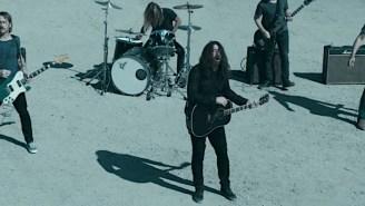 Foo Fighters Find Hope In Despair In Their 'Waiting On A War' Video