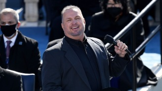 Garth Brooks' Inauguration Look Came Thanks In Part To Lady Gaga's Stylists