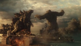 The 'Godzilla Vs. Kong' Trailer Is Full Of Monster Battles And A Hint About Why They're Even Fighting In The First Place