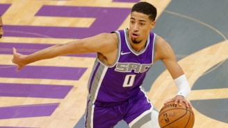 Kings Rookie Tyrese Haliburton Condemned Wednesday's MAGA Riot For Being 'As American As It Gets'