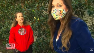 A Reporter Shut Down An Interview With An Anti-Masker When Things Took A Dark Turn