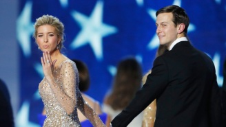 Report: Jared And Ivanka Wouldn't Let Secret Service Agents Use Toilets In Their D.C. Home, Forcing Taxpayers To Pay $3k Per Month To Rent One