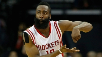 Scorned Rockets Fans Are Giving James Harden's New Restaurant Hilariously Bad Reviews