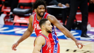 The Sixers Won't Have Joel Embiid Or Ben Simmons, But Will Play On Saturday After Barely Making The Roster Minimum