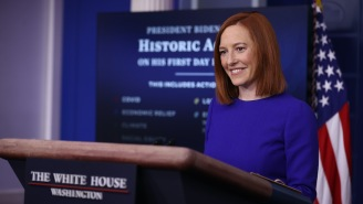 Kayleigh McEnamy's Biden White House Successor Held Her First Press Conference And People Found Her Professionalism Surreal After Four Wild Years