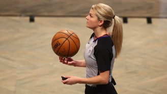 Natalie Sago And Jenna Schroeder Will Become The First Women To Referee An NBA Game Together