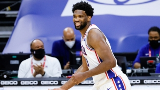 Joel Embiid Put On A Show In Leading The 76ers To An Overtime Win Over The Heat