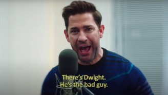 John Krasinski Rewrote 'The Office' Theme Song On 'SNL'