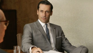 Jon Hamm AuditionedTo Play Sandy Cohen On 'The O.C.,' Years Before He Was On 'Mad Men'
