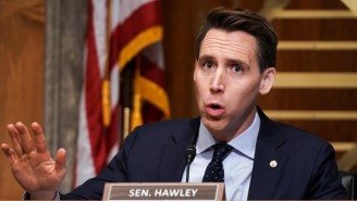 Josh Hawley Stayed True To His Tainted Brand By Casting The Senate's Only 'No' Vote Against An Anti-Asian Hate Crimes Bill, And No One Is Surprised