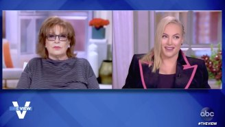 Meghan McCain's 'The View' Co-Host Telling Her That 'I Did Not Miss You' Is The Drama The Internet Missed While She Was Away